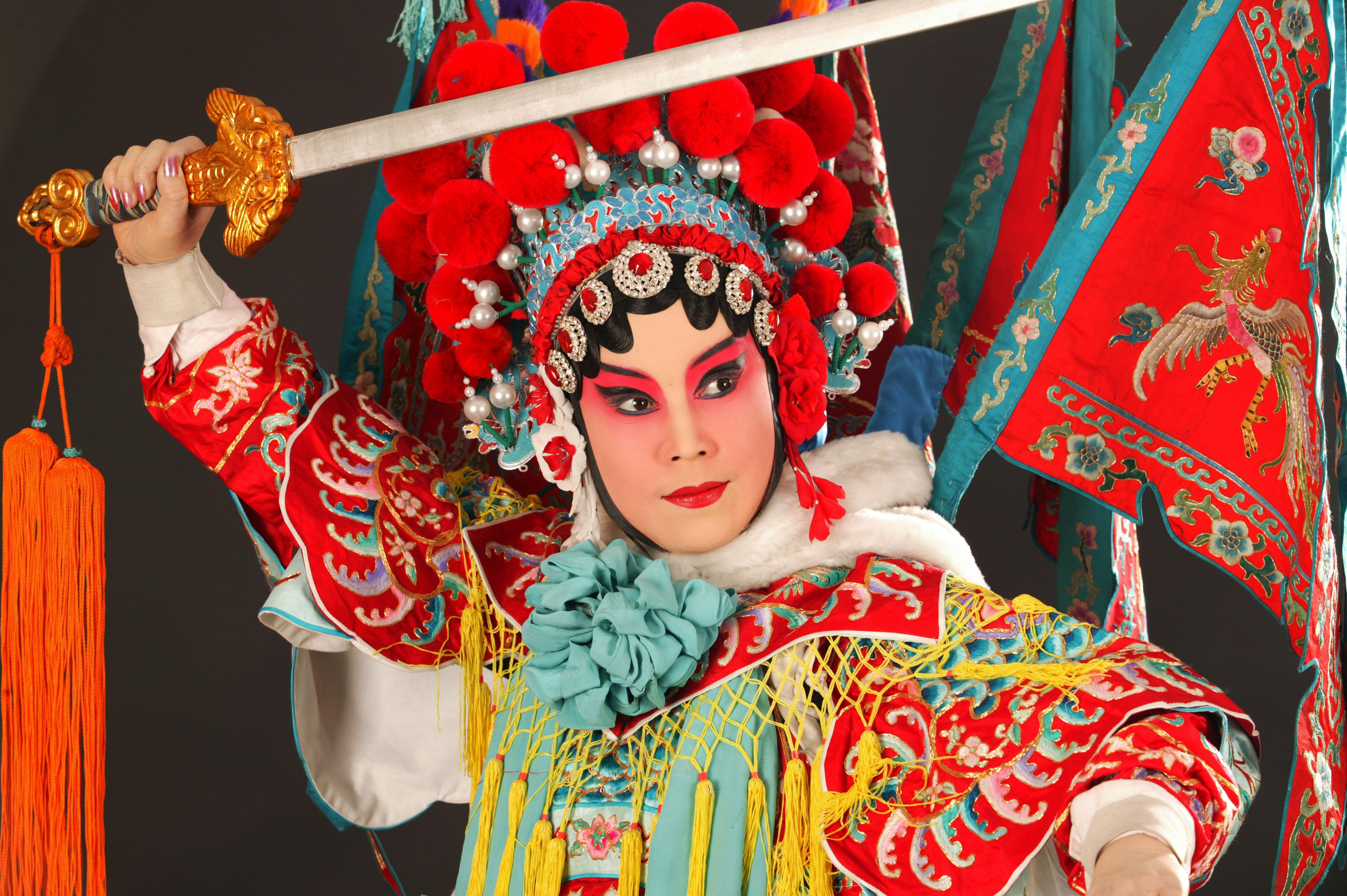 Museum Bento Chinese opera